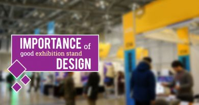How important is to have a Good Exhibition Stand Design?