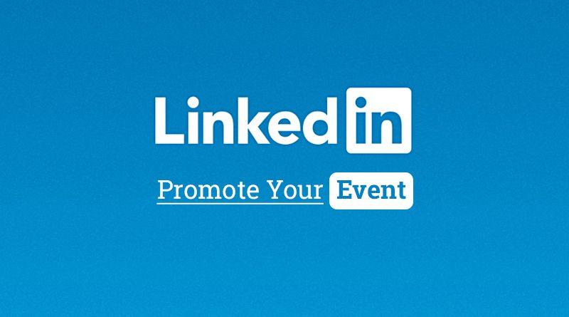 how to create an event on linkedin 2017