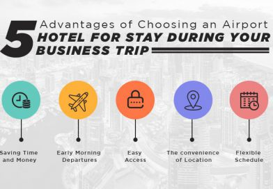 5 Advantages of Choosing an Airport Hotel for Stay During Your Business Trip