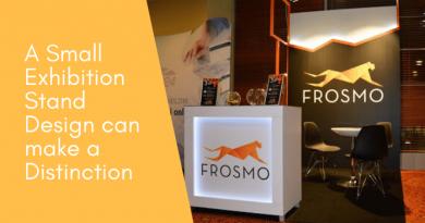 Exhibition Stand Design Frosmo