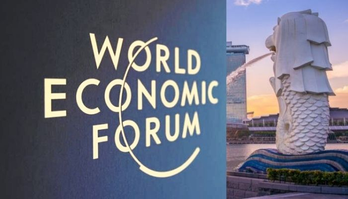 Singapore WEF Meeting 2021