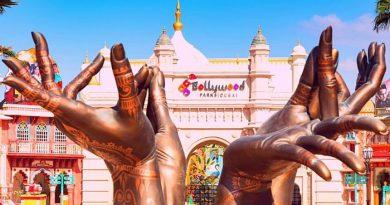 Dubai Bollywood Theme Park
