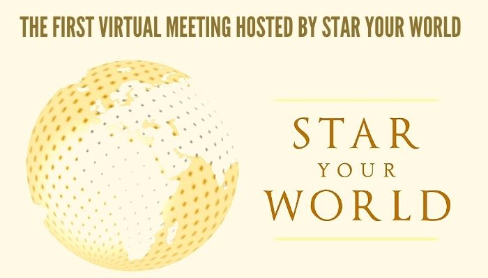 Virtual Events from Star Your World