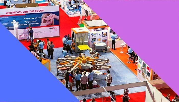 Covid 19 Effects on Indian Exhibition